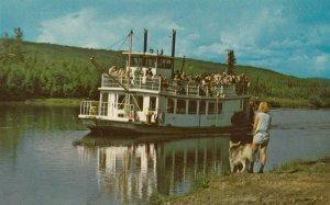 FAIRBANKS , Alaska , 1950-60s ; River Boat Discovery