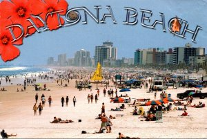 Florida Daytona Beach Looking South 2002