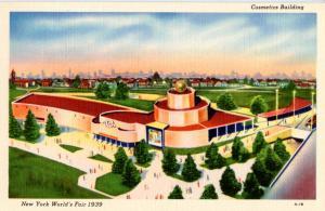NY - New York World's Fair, 1939. Cosmetics Building