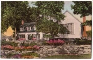 Summer Home Mr Sinclair Lewis, Woodstock VT
