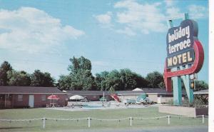 Holiday Terrace Motel, Jackson, Mississippi, PU-1965
