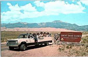 Chrome TOURIST ATTRACTION Alamosa Colorado CO AH8780
