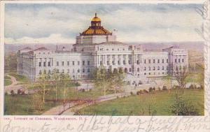 Library Of Congress Washington DC 1906