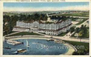 Griswold Hotel - New London, Connecticut CT