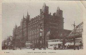 RP: LIVERPOOL , UK , 1919 , North Western Hotel