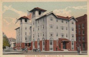 LACONIA, New Hampshire, 1900-10s; Laconia Tavern