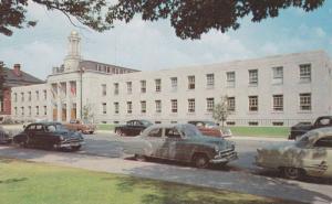 Exterior Street View of The City Hall, Peterboro, Peterborough, Ontario, Cana...