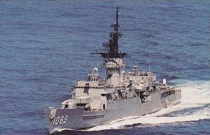 U S S JESSE L BROWN FFT-1089