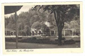 Am Badeplatz, Bad Elster (Saxony), Germany, 1910-1920s