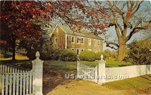 Sherwood Jayne House East Setauket, L.I. NY Unused