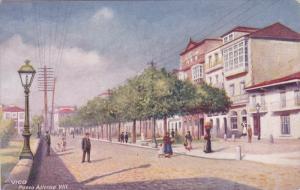 VIGO , Spain , 00-10s ; Paseo Alfonso XIII ; TUCK