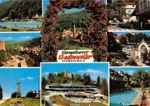 Thermalkurort Badenweiler Schwarzwald Kurhaus Thermalbad Hochblauen Hotel