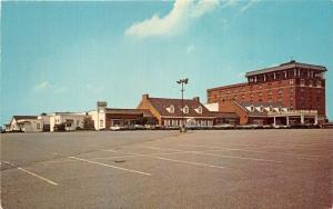 Pennsauken New Jersey~Ross' Ivy Stone Motor Hotel~Ivystone Ballroom~1950s Pc