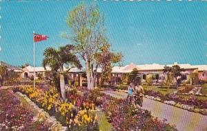 Bermuda Hamilton Harmony Hall Front Entrance 1971