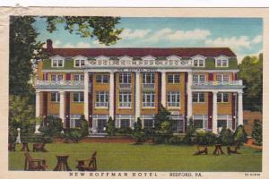 Pennsylvania Bedford New Hoffman Hotel