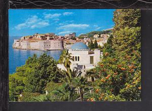 Panorama,Dubrovnik,Croatia Postcard BIN