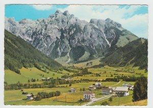 Austria Salzburg Werfenweng Postcard