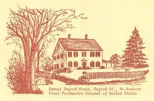 Samuel Osgood House - North Andover, Massachusetts