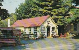 Pennsylvania Knauertown Village Outpost Antique Shop