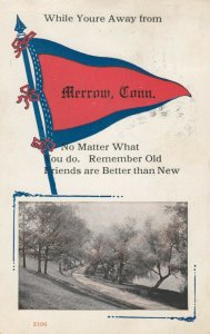 MERROW , Connecticut, PU-1915