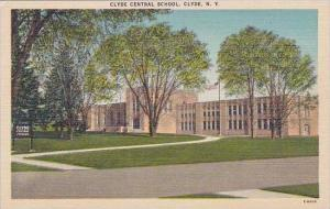 New York Clyde Clyde Central School