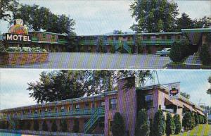 Vermont Rutland Sun-Set Motel