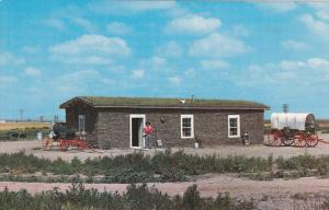 V. A. Kear's Nationally Famous Sod Town Museum, Colby, Kansas, 1940-1960s