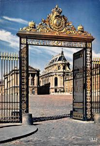 Palais De Versailles - Gate of Honour