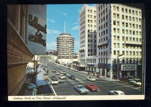 Hollywood, California/CA Postcard, Vine Street, Capitol Records, Near Mint!