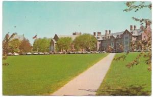 The Worcester Polytechnic Institute. Worcester,  Mass.  approx. 1956 unused