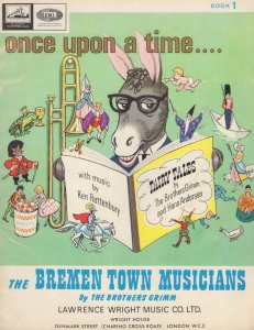 Once Upon A Time The Bremen Town Musicians Sheet Music