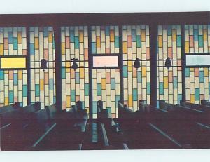 Unused Pre-1980 SAINT GABRIEL'S CHURCH INTERIOR Carmen New York NY A7059