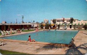 Florida Miami Bay Harbor Island Bay Harbor Swimming Pool and Cabana Club