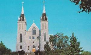 Martyrs Shrine Ontario Midland Canadian Canada Postcard MINT