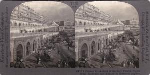 SV: 1910s ; Waterfront, . Algiers , Algeria