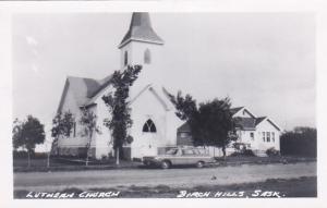 RP: Lutheran Church , BIRCH HILLS , Saskatchewan , Canada, 40-50s