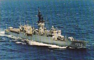 U S S KNOX FF-1052