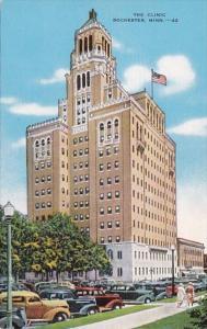 Minnesota Rochester The Clinic