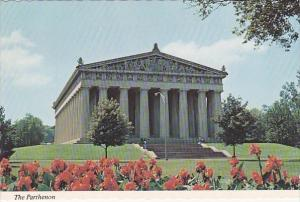 Tennessee NAshville The Parthenon In Centennial Park