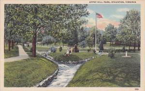 Virginia Stainton Gypsy Hill Park