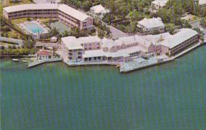 Bermuda Paget Aerial View Inverurie Hotel 1956