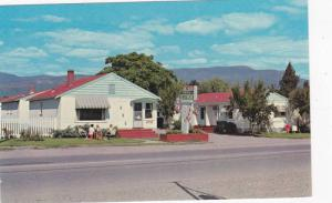 Restmor Court, Kelowna, British Columbia, Canada, 1940-1960s