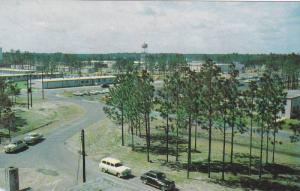 Birdseye View of Air Force Base, Myrtle Beach, South Carolina, 40-60´s
