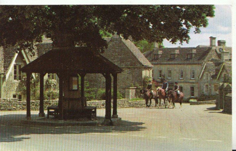 Gloucestershire Postcard - Miserden - Gloucester - Ref TZ1048