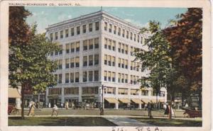 Illinois Quincy Halbach-Schroeder Company