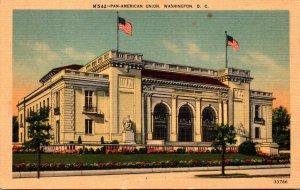 Washington D C The Pan American Union