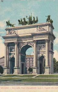 MILANO, Areo della Pace (Sempione), Arch L. Cagnolia, Lombardia, Italy, 00-10s