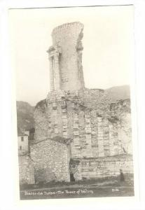 RP: La Turbie , France , 10-30s ; The Tower of Victory