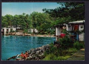 Bungalows,Parec,Yugoslavia BIN