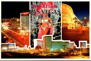 Nevada Las Vegas Hello Multi View